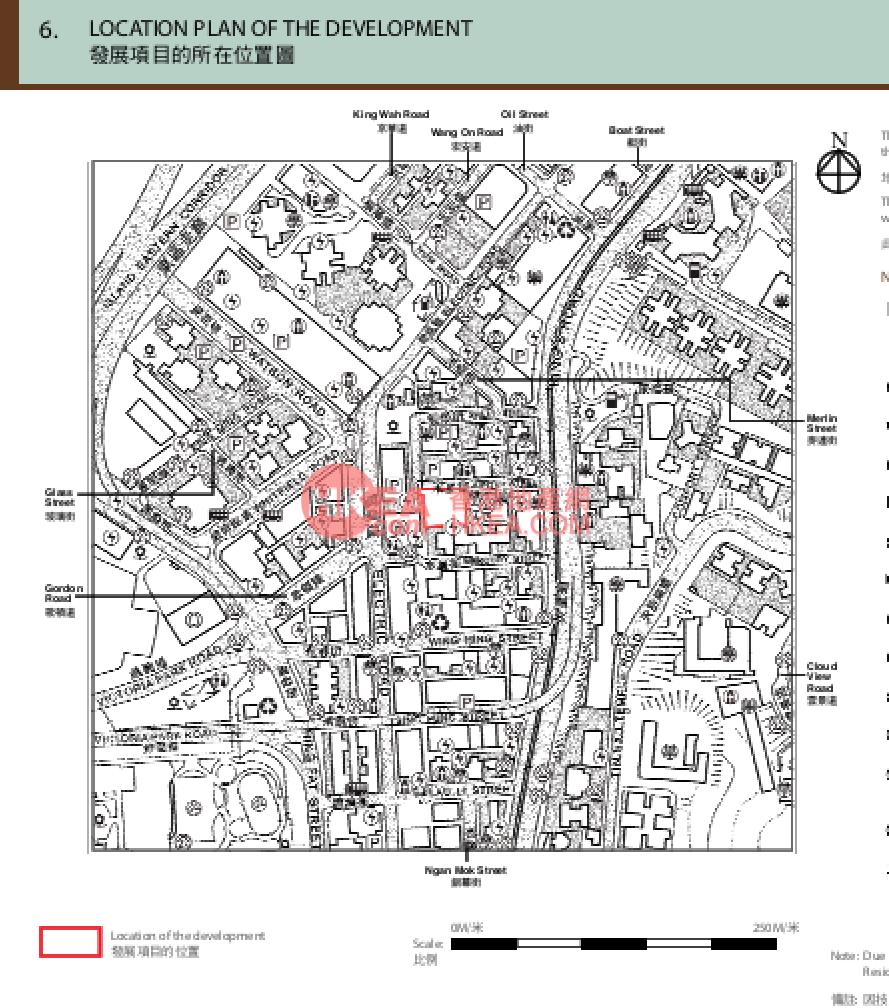 天后 維峯‧浚匯位置圖