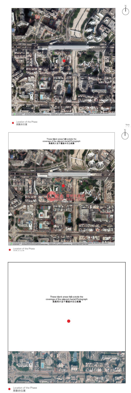 元朗 朗城匯鳥瞰圖