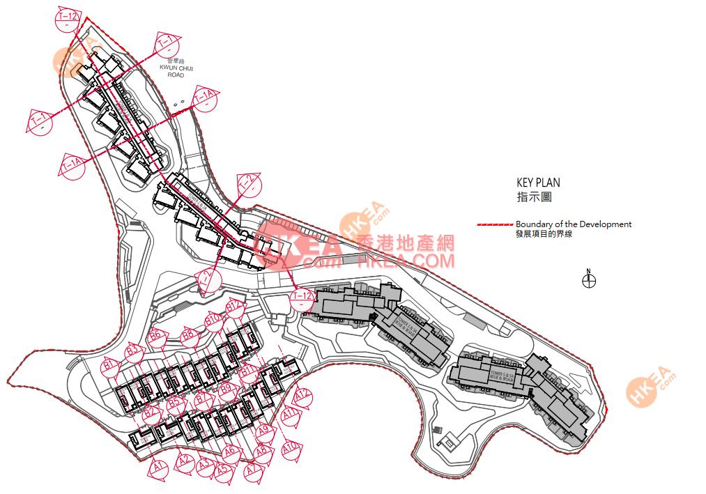 黃金海岸 恆大‧珺瓏灣1期虛擬圖