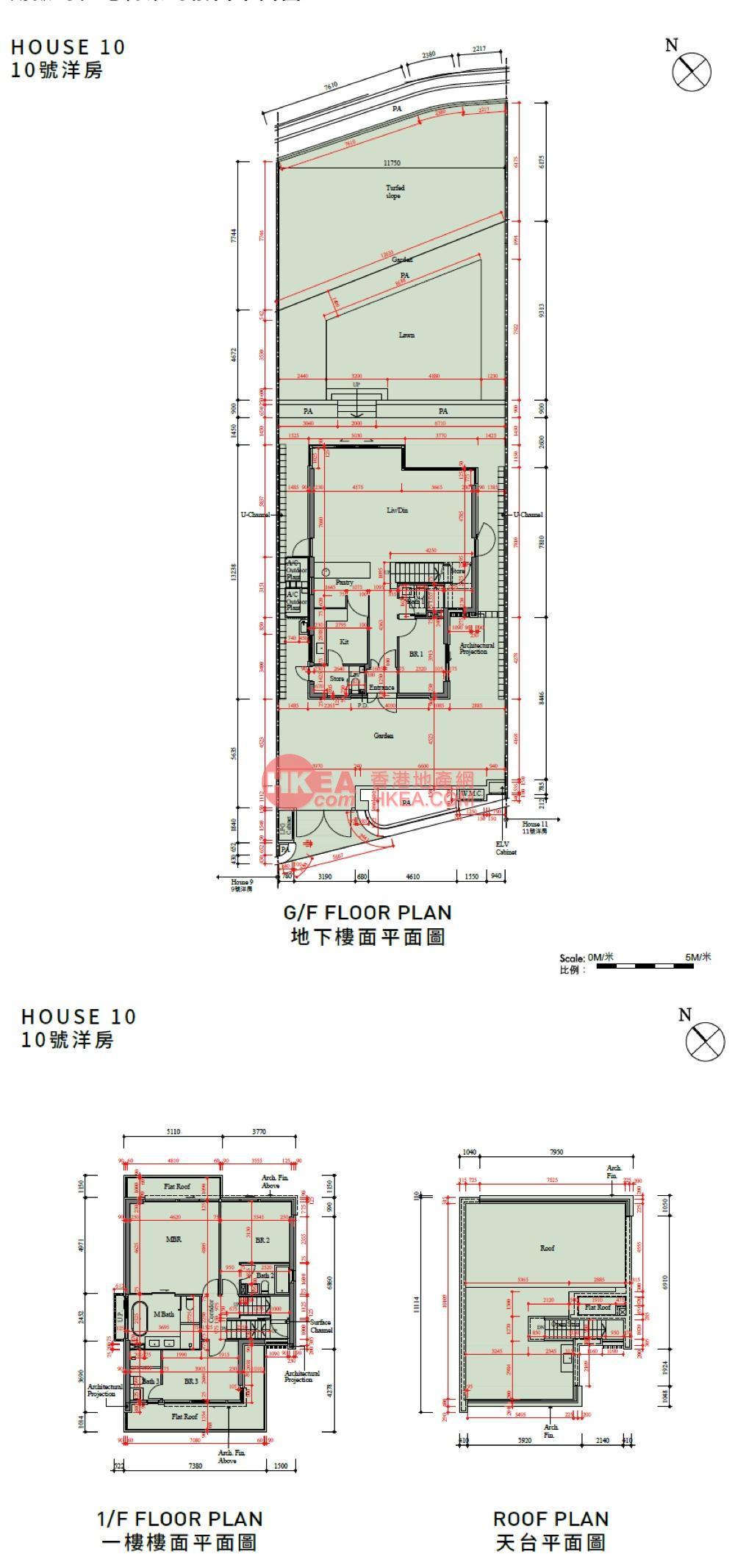 愉景灣 意峰洋房 10|()