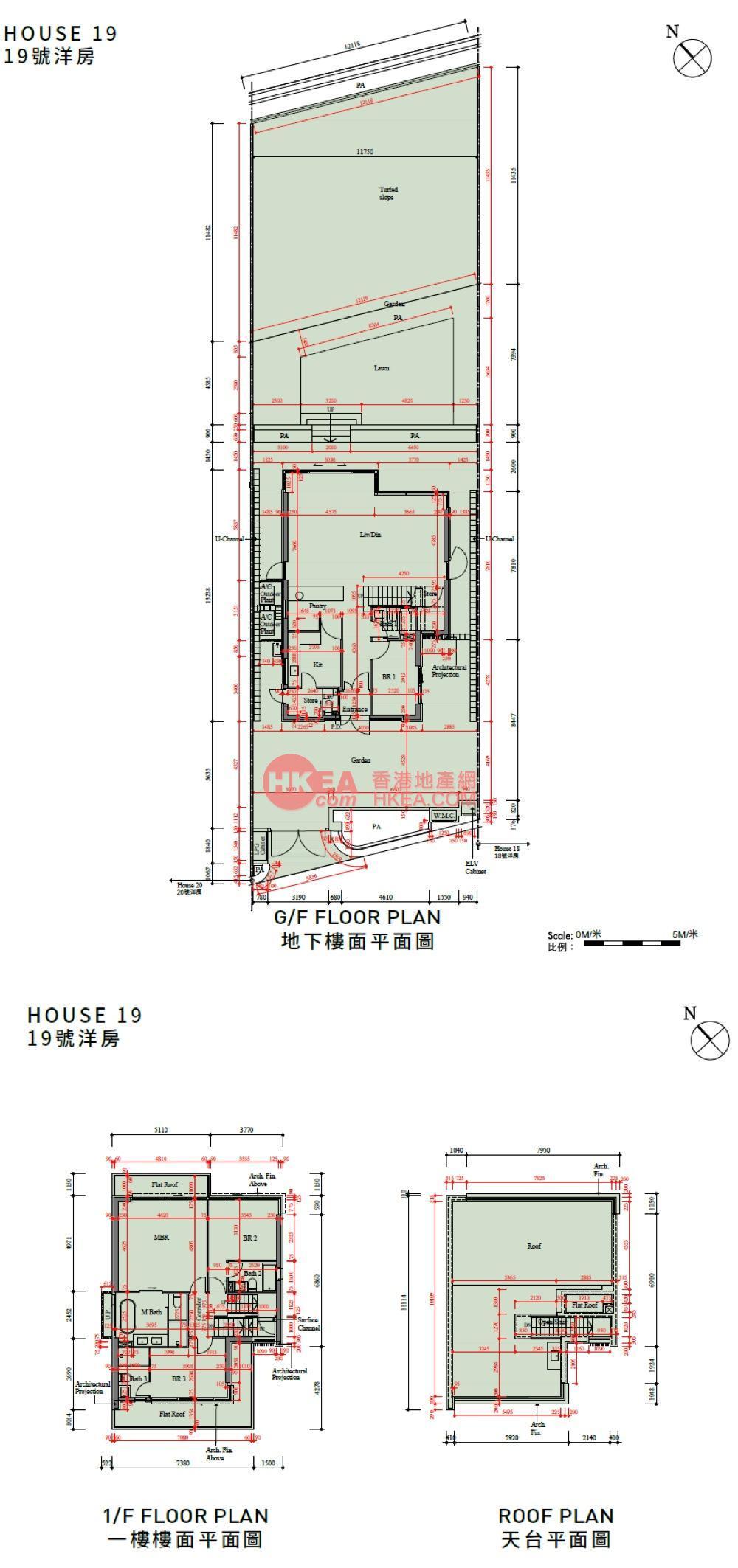 愉景灣 意峰洋房 19|()