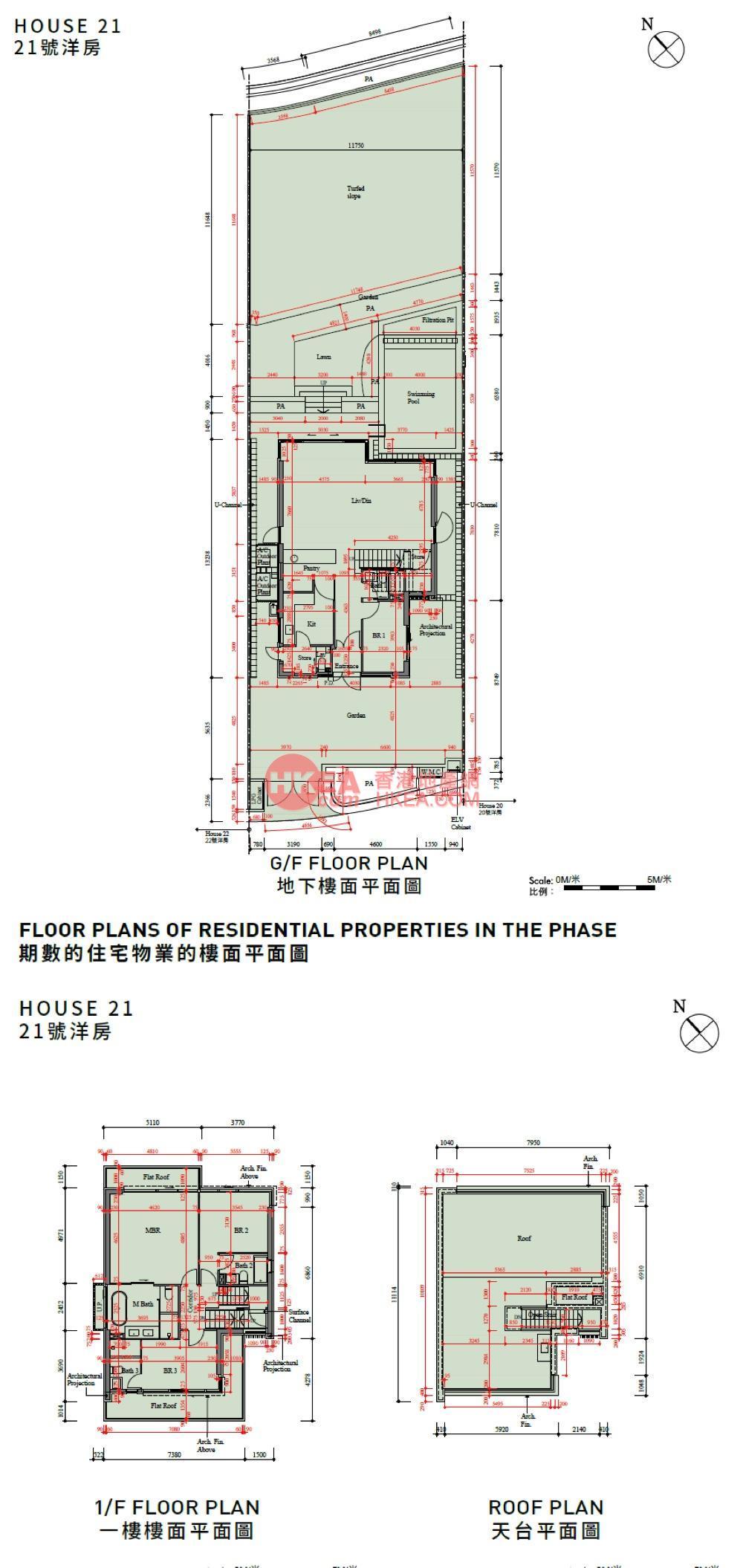 愉景灣 意峰洋房 21|()