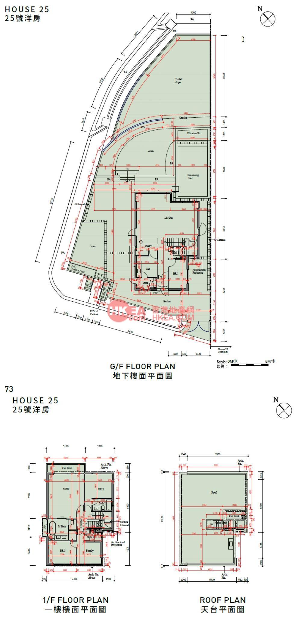 愉景灣 意峰洋房 25|()